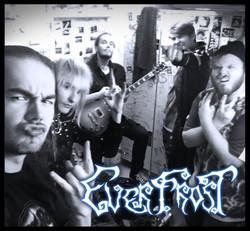 Everfrost katse backstage