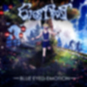 Everfrost - Blue Eyed Emotion album cove