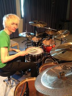 Studio drums2