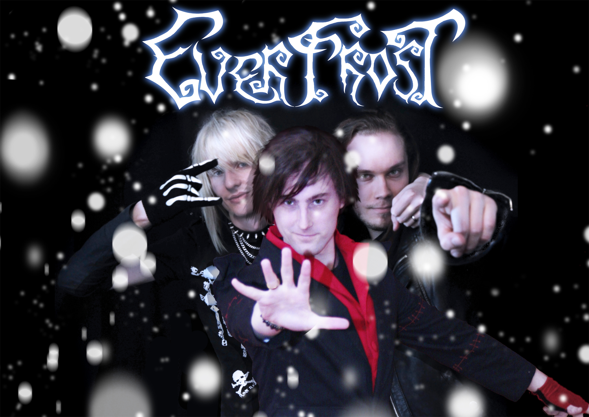 Everfrost silver nights group insta