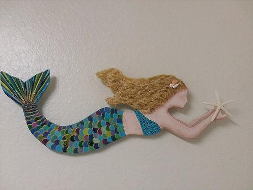 Mermaid Mosaic - BMcDonnell