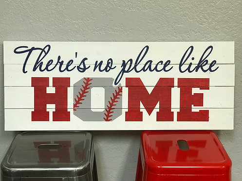 Private - There's No Place LikeHome - 16x36