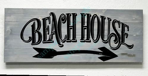 Private - Beach House - 16x36