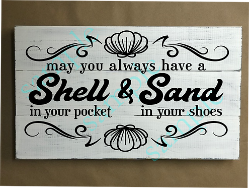 Private - Shell in Your Pocket - 12x18