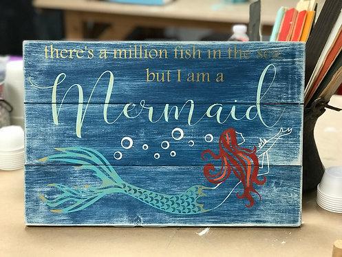 A Million Fish in the Sea