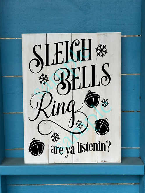 Private - Sleigh Bells Ring - 16x20
