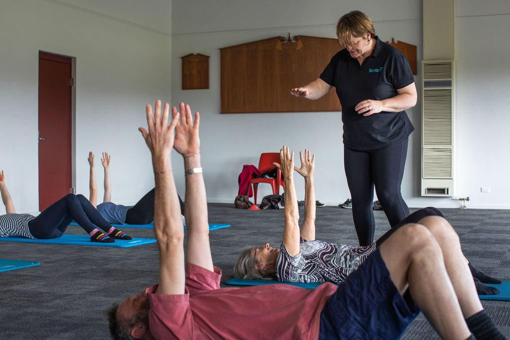 Clinical Pilates - Series 1
