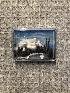 Candie Cain Artwork Rocky Mountain Card Deck