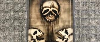 Candie Cain Artwork Skulls Card Deck