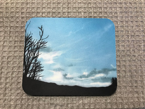 Cloudy Days Mouse Pad