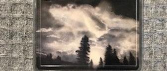 Candie Cain Artwork Moonlight Over Boreas Card Deck