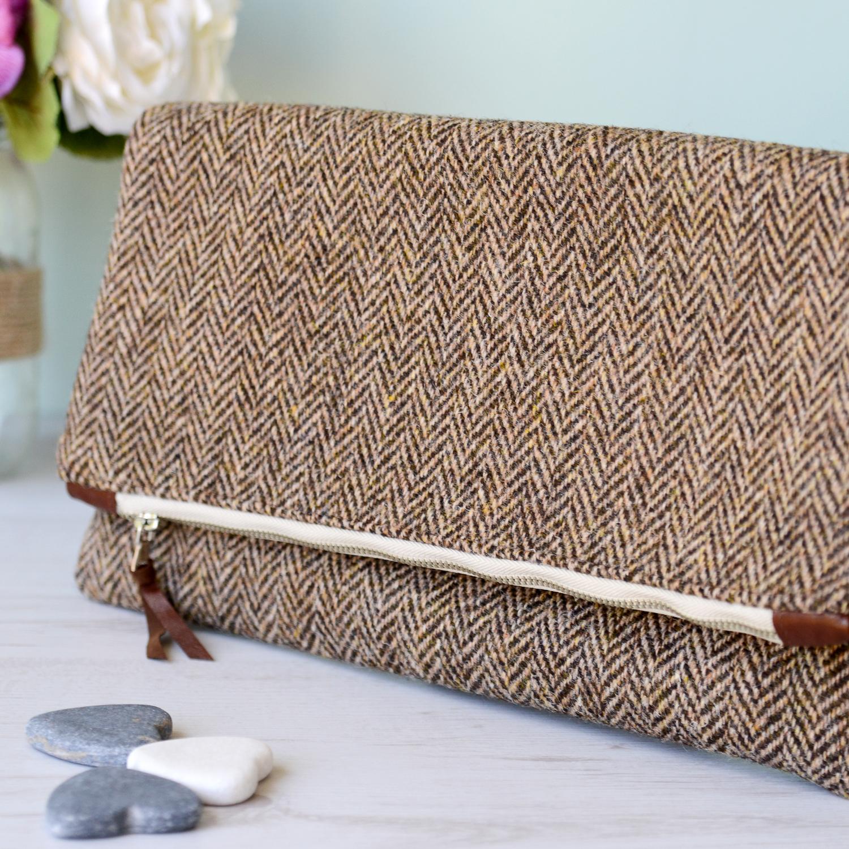 Folding Clutch bag