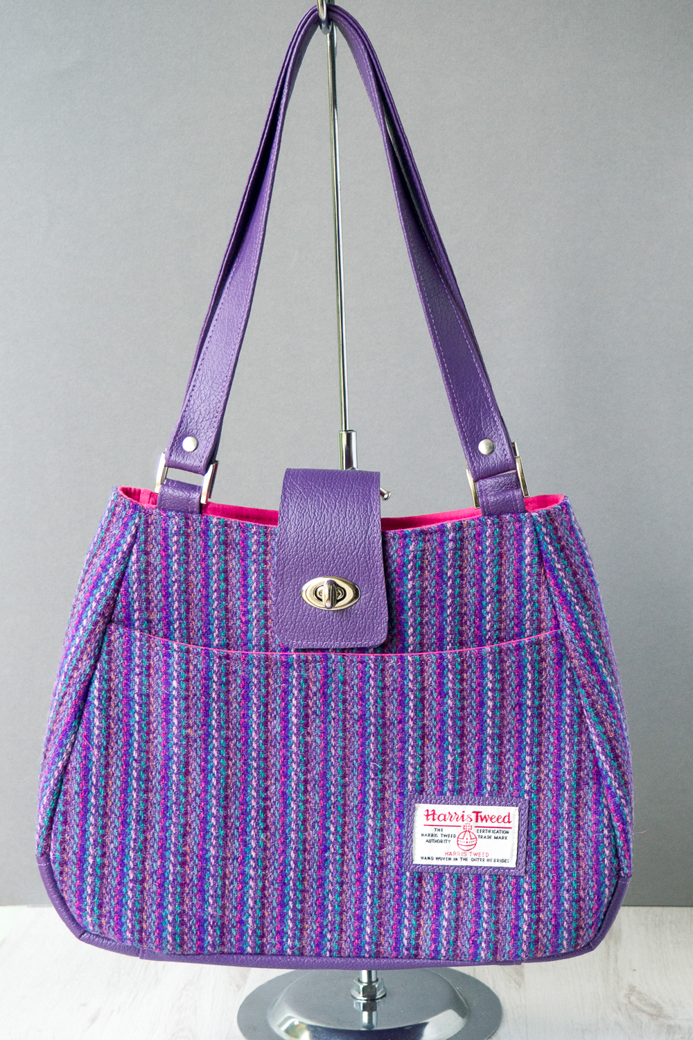 Rounded Tote