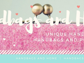 First post for Handbags and Home!