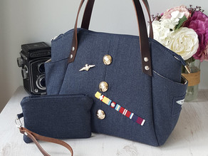 Behind the uniform (bag) Part Two