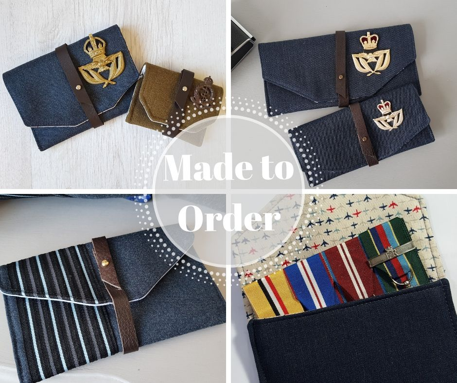 Medal Pouches - From £25