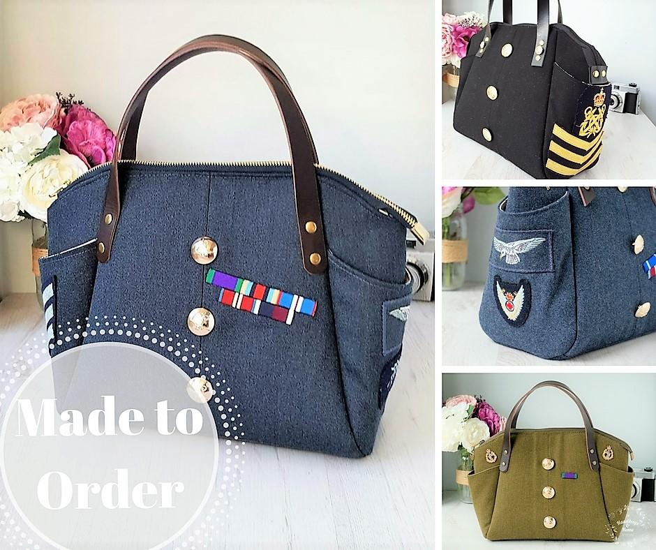 Uniform Handbag - From £145