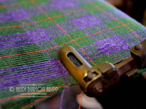 Harris Tweed and the Outer Hebrides