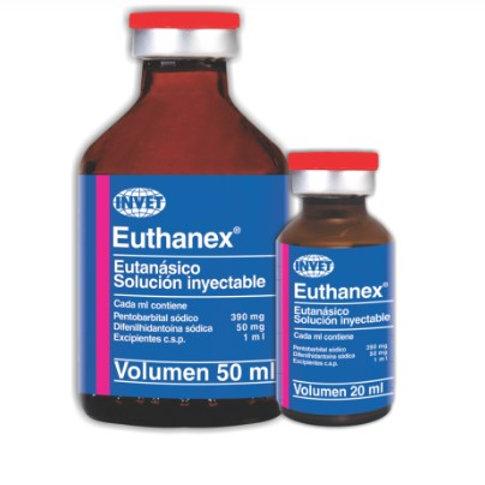 EUTHANEX X 50 ML
