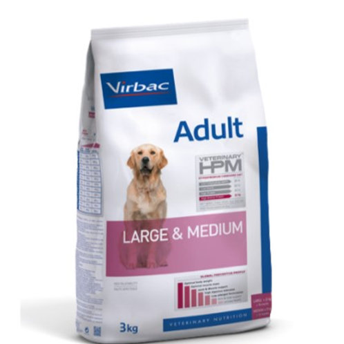 ADULT Dog Large & Medium * 3 KG