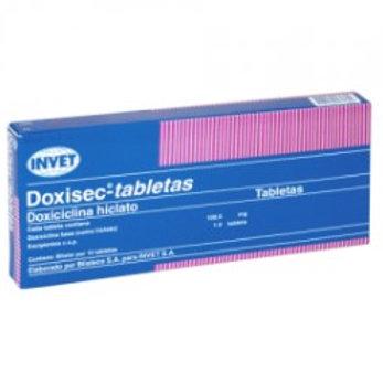 DOXISEC - 10 TABLETAS