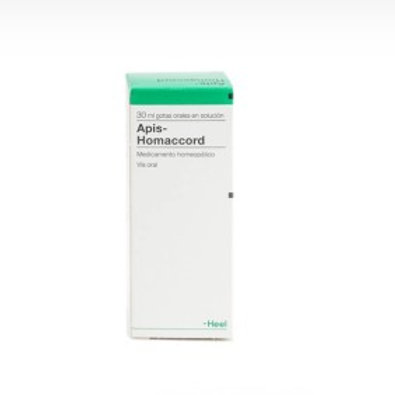APIS-HOMACCORD GOT X 30 ML