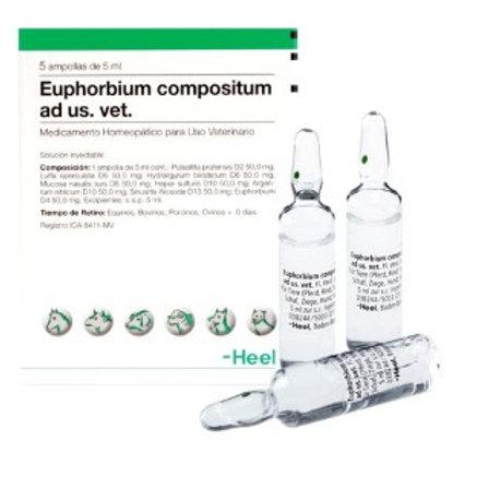 EUPHORBIUM VET AMPOLLA 5 ml