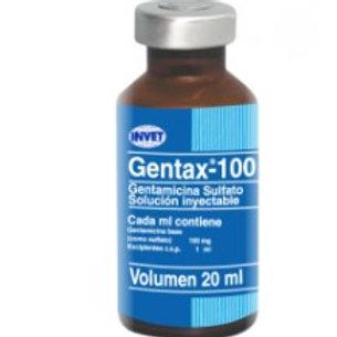 GENTAX 100 X 20 ML
