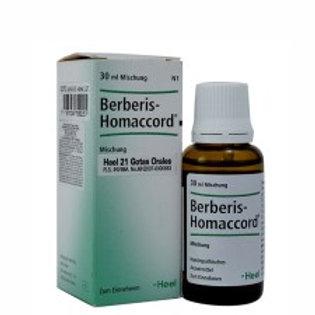 BERBERIS - HOMACCORD VET GOTAS