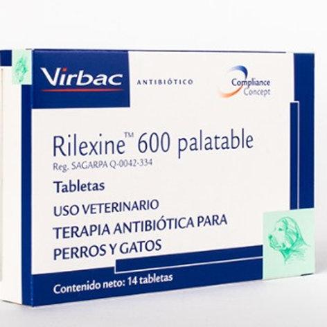 RIOLEXINE 600 TABLETA