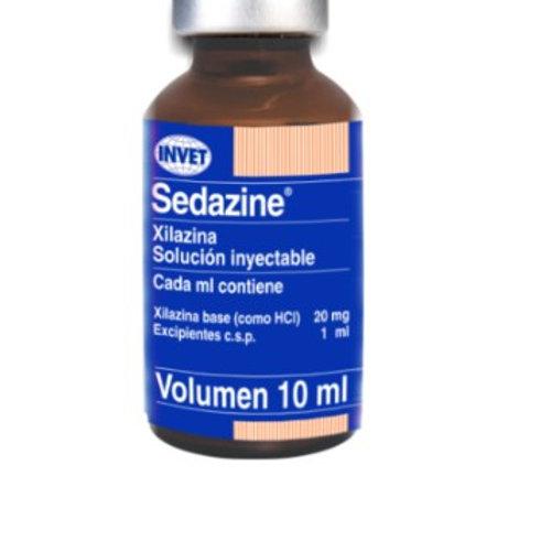 SEDAZINE X10 ML