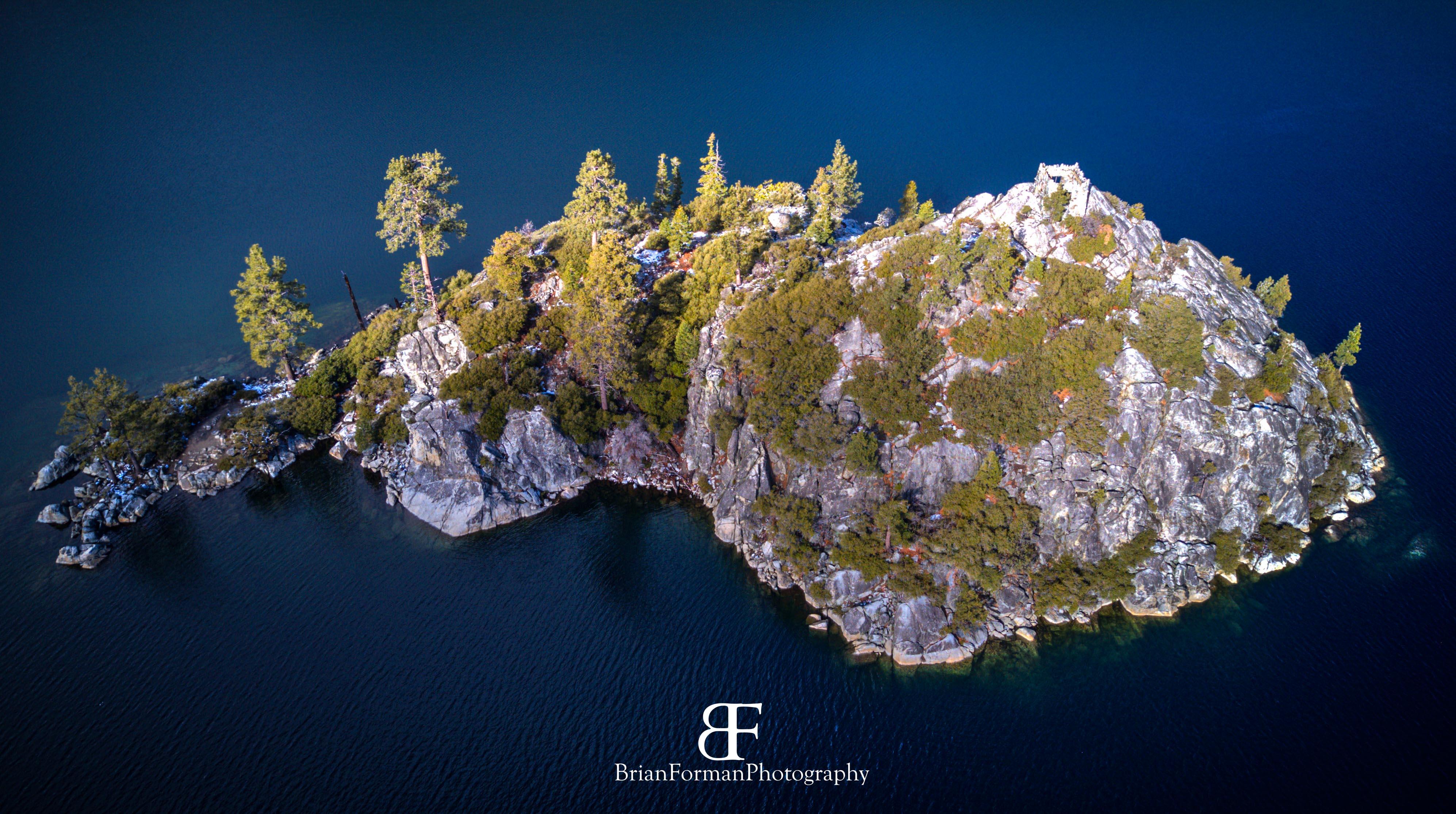 Fannett Island