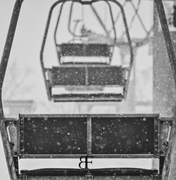 Rusutsu Chairlift