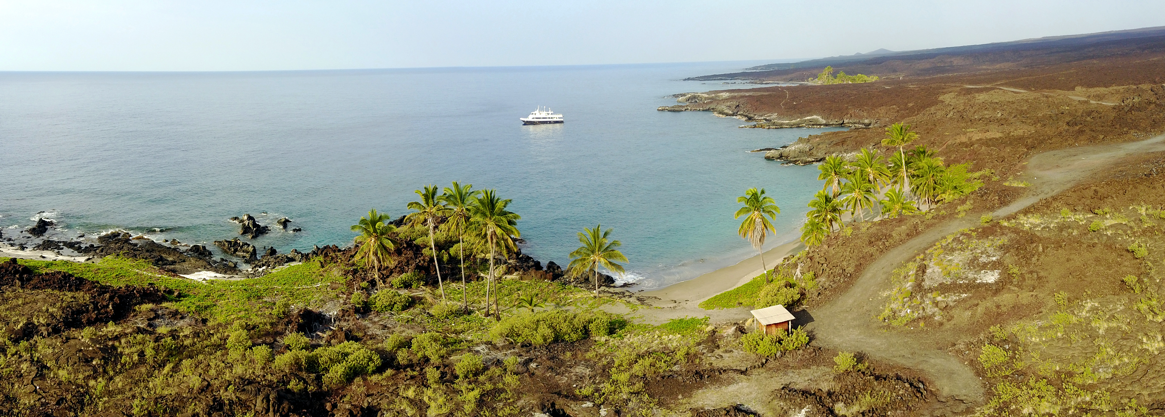 Pohue Bay Panoramic