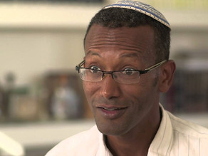 The Ethiopian Jewish Leader: A Conversation with Sharon Shalom