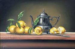 Tea with Mrs.Powers