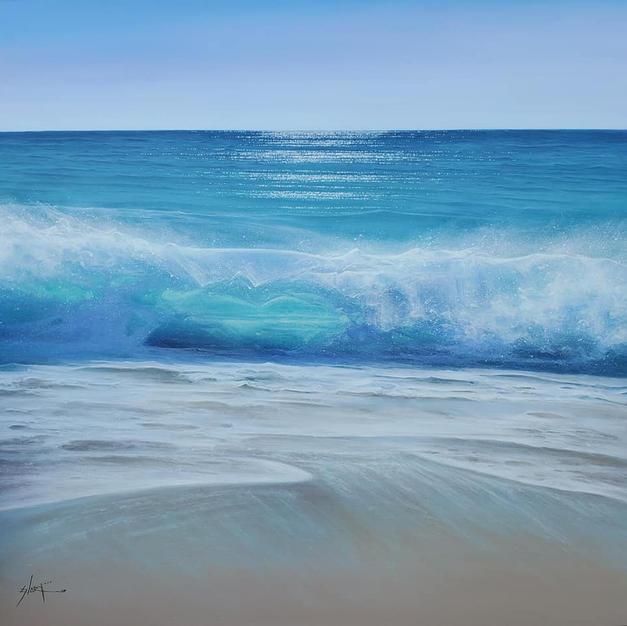 Cobalt Wave