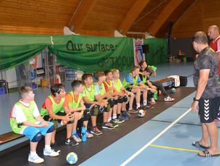 Mladší žáci: Náročné soustředění kluci zvládli na výbornou