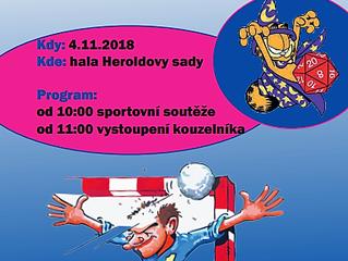Dětský den s Házenou Sokol Vršovice