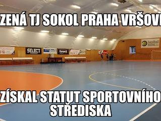 Sportovní středisko Házená TJ Sokol Praha Vršovice