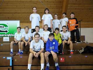 Mladší žáci ve 3. turnaji bez bodů