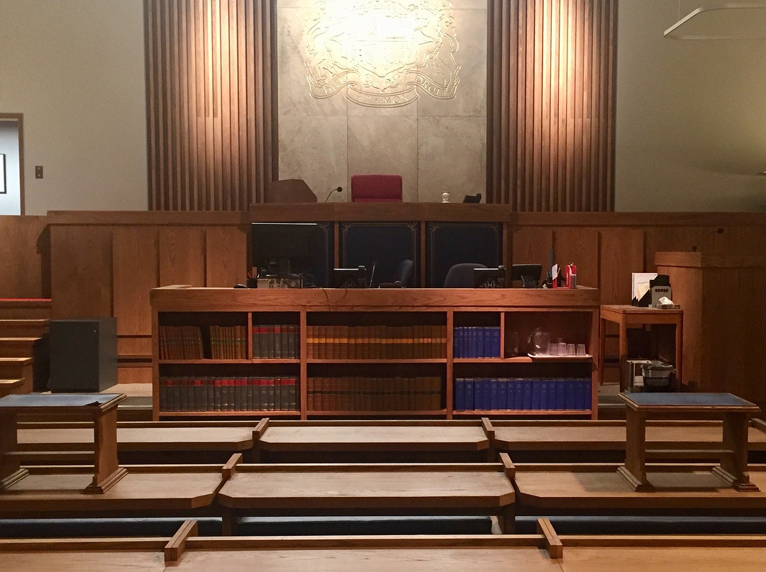 courtroom set buildThe Children Act . Directed by Richard Eyre . Starring Emma Thompson, Stanley Tucci, Fionn Whitehead, Ben Chaplin, Jason Watkins, Anthony Calf