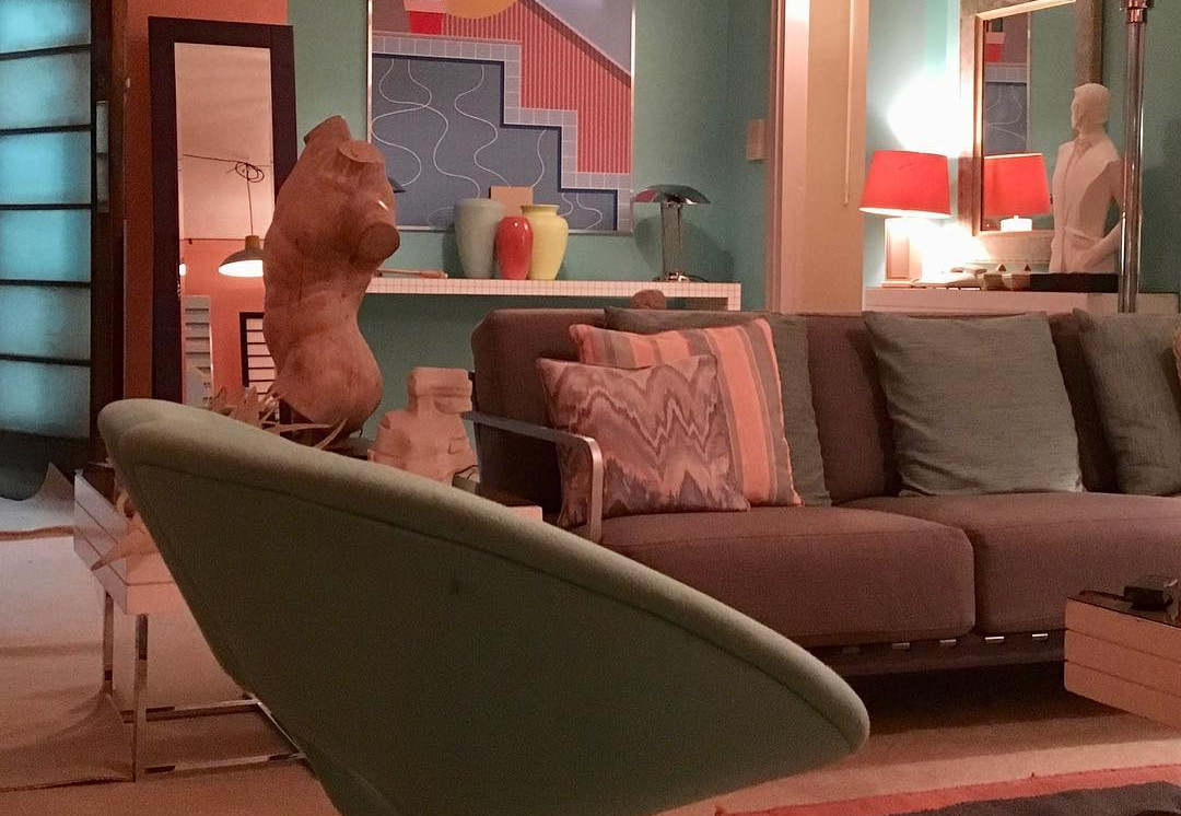 Kenny's Living Room