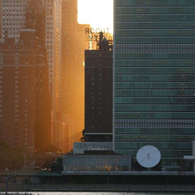 Sort-Of Manhattanhenge
