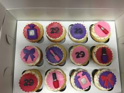 Dozen Full Size Decorated Cupcakes