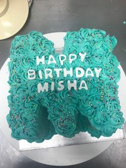 Large Custom Cake