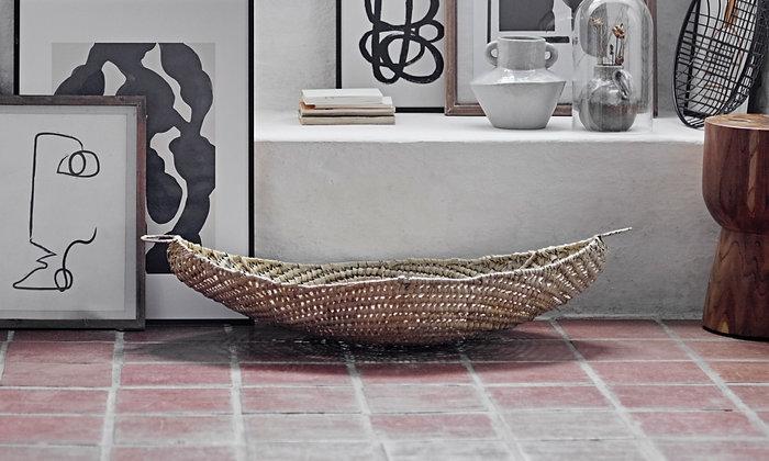 Handwoven Karagumoy Basket