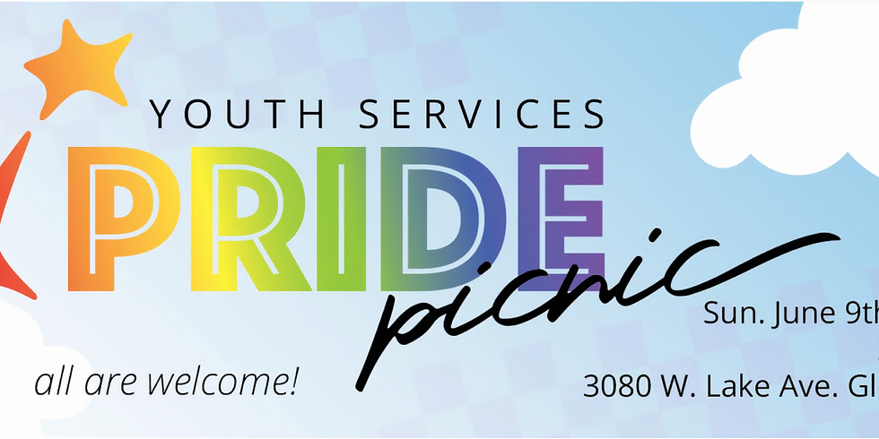 Youth Services Pride Picnic
