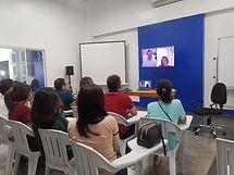 Skype Interview mit philippinischen Pflegekräften