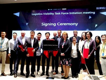 Alibaba, LOGINK and IPCSA collaborate on global intelligent Logistics network Visibility Taskforce